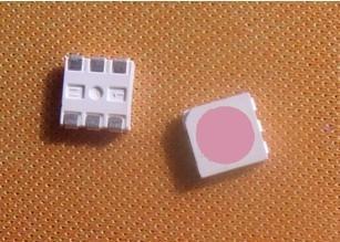 5050粉红贴片灯珠