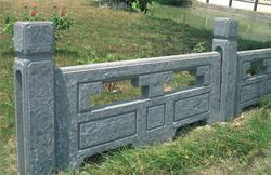 仿青石护栏,仿石护栏,河道护栏,水利工程