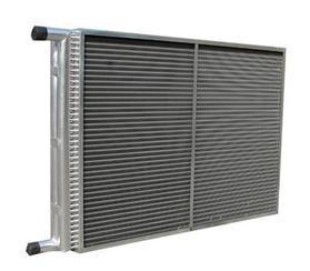 中央空调风柜表冷器