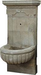 仿古大理石雕刻喷泉MAF219