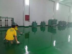 祯华化工-承接环氧地坪工程保质保量