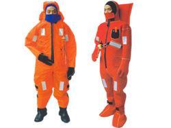 防寒救生服|防寒救生衣|防寒浸水救生服