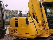 现货供应二手小松挖掘机,型号:PC60-7