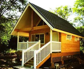 济南木屋设计