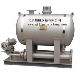 无负压管网叠压供水设备在设计中的应用北京麒麟公司