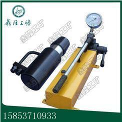 供应各种型号规格气动锚索张拉机具 锚索张拉机具