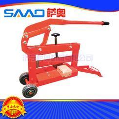切砖机 手动切砖机 加气砖切砖机 萨奥切砖机