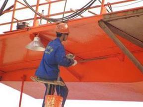 大型龙门吊机设备防腐公司