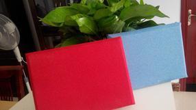 环保布艺软包吸音板材料