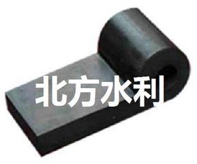 P型橡胶止水带,伸缩缝弹性橡胶带