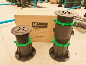 多功能万能支撑器 喷泉水池架空石材专用支撑器批发销售