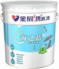 供应水性乳胶漆环保净味无醛涂料厂家直销代理
