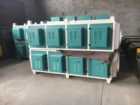 工业环保设备 低温等离子除恶臭废气净化器 废气处理器环保设备