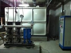 北京玻璃钢水箱,SMC玻璃钢水箱
