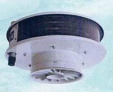 NFD型顶吹式暖风机