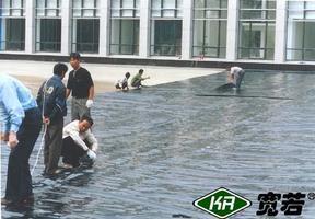 建筑HDPE防水膜防渗土工布