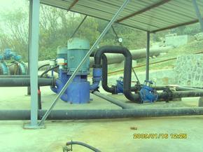 WFB无密封自控自吸泵