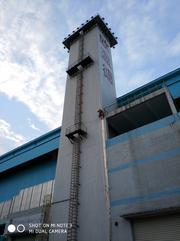 湖南 长沙 高空作业 烟囱翻新,广告油漆