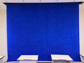 隆耀LY-D01自动升降专业影视电动抠像幕布