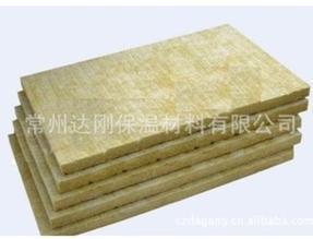 供应A级外墙保温板 密度50-200岩棉板
