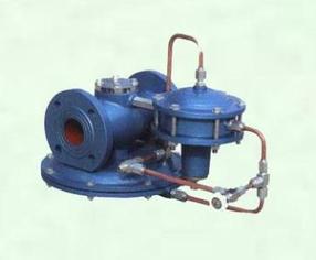 锅炉专用燃气调压器