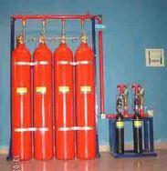 混和气体{IG-541}又名烟烙尽气体灭火系统