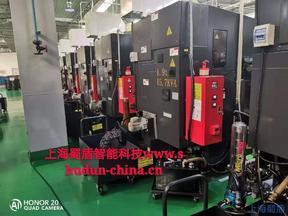 加工中心机床专用灭火装置——上海蜀盾