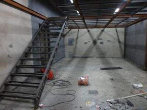 太原安装搭建室内夹层阁楼钢结构楼梯价格最低