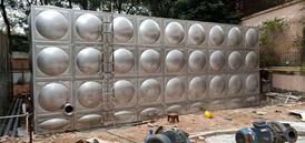 太阳能空气能配套方形不锈钢保温水箱水塔304厂家直销