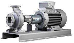 德国KSB Etanorm SYT 050-200导热油循环泵