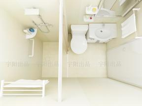 整体卫浴BU1420-Y系列