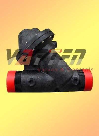 AquamaticK52系列GE隔膜阀气动Y型角座阀