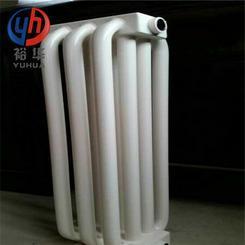 GHDS-1.1/4-1.0弧管三柱暖气片怎么安装