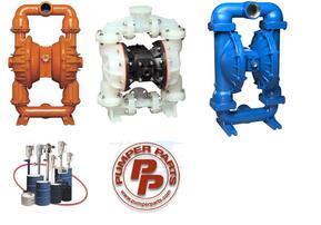 欧美气动隔膜泵,美国SANDPIPER胜佰德气动隔膜泵