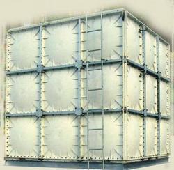 组装式水箱_玻璃钢水箱厂家