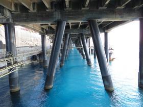 ASMES AS56浪花飞溅区海洋防腐包覆方案