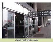 上海嘉定玻璃感应门控制模组维修南翔自动门定滑轮更换