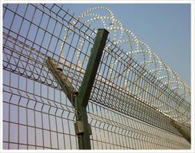 监狱隔离栅/监狱围墙网/监狱护栏网