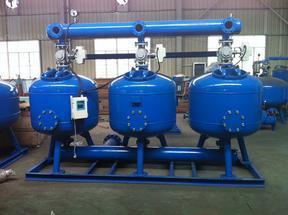 电絮凝高悬浮物废水处理系统