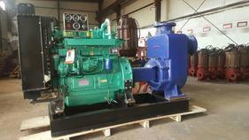 利欧50ZW15-30自吸排污泵污水泵请水泵柴油机泵增压泵排灌泵