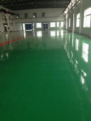 环氧地坪分几种,南京有做的环氧的吗