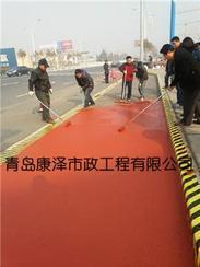 江苏苏州彩色沥青,耐磨抗紫外线不氧化,环保,造价低,诚招加盟商
