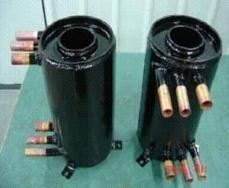 高温热泵换热器