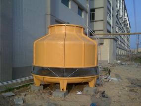200吨圆形玻璃钢冷却水塔
