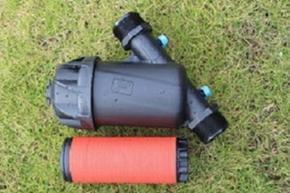 2寸63Y型水处理杂质 微滴微喷用品 园艺花卉 可拆清洗叠片过滤器