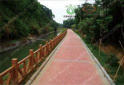 仿木护栏,绿道护栏,绿化护栏,隔离护栏,河道护栏