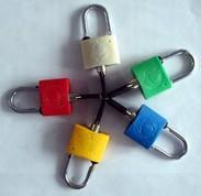 供应防水表箱锁,电力专用锁,电力塑钢锁