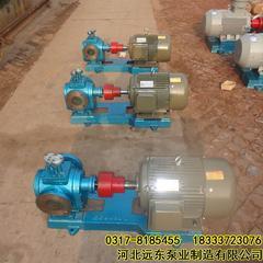 RCB1带保温夹套的沥青输送泵
