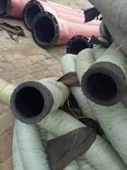 耐磨喷砂胶管 夹布耐磨胶管
