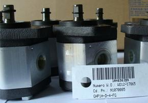 测试机油泵_马祖奇齿轮泵GHP2A
